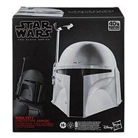 Star Wars The Black Series Boba Fett Prototype Armor Helmet