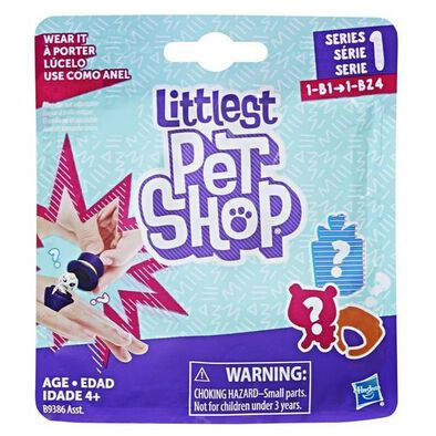 Littlest Pet Shop Lps Blind Bag Pets Series 1