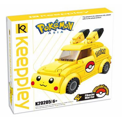 Pokemon Keepplay Pikachu Mini Car