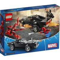 LEGO Marvel Spider-Man Spider-Man and Ghost Rider vs. Carnage 76173