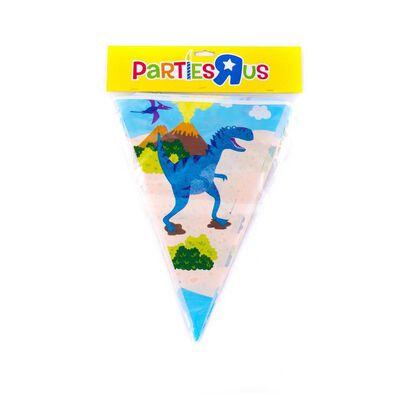Dinosaur Flag Banner (12 Inch)