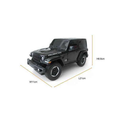 Rastar R/C 1:24 Jeep Wrangler JL
