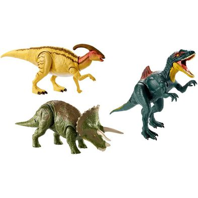 Jurassic World Dual Attack - Assorted