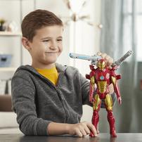 Marvel Avengers Titan Hero Series Blast Gear Iron Man