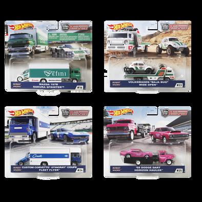 Hot Wheels Team Transport - Assorted