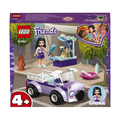LEGO Friends - Emma's Mobile Vet Clinic 41360