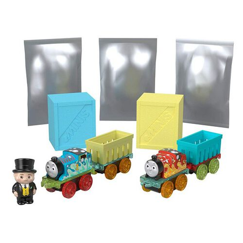 Thomas & Friends Thomas & Friends Minis Fizz N Go Mega Pack