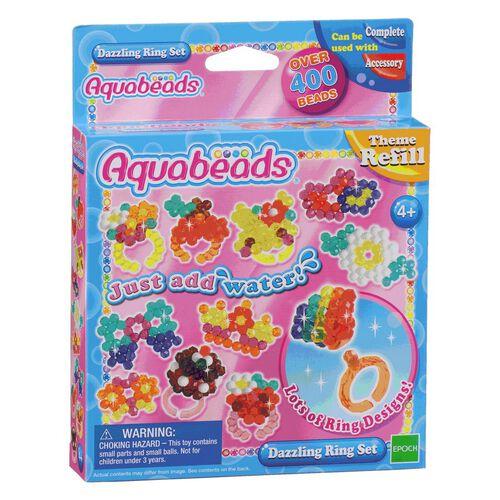 Aqua Beads Bracelet Set
