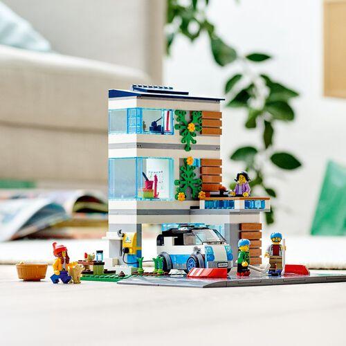 LEGO City Family House 60291