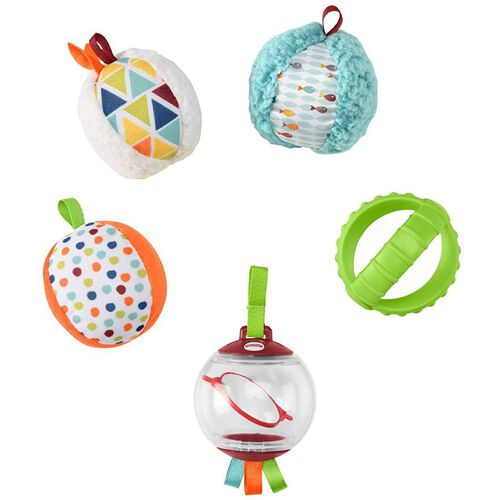 Fisher-Price Five Senses Activity Balls