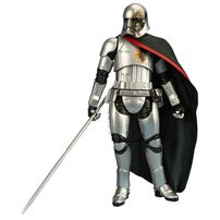 Star Wars Black Series Captain Phasma (Quicksilver Baton)