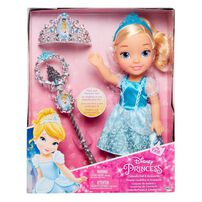 Disney Princess Toddler With Accessories
