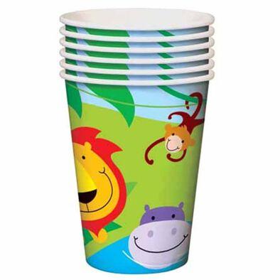 Dinosaur 9 Oz Cups