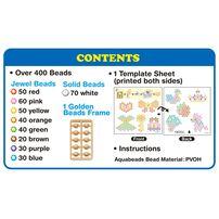 Aqua Beads Golden Gem Set