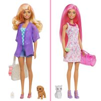 Barbie Ultimate Color Reveal Beach to Party Surprise Doll