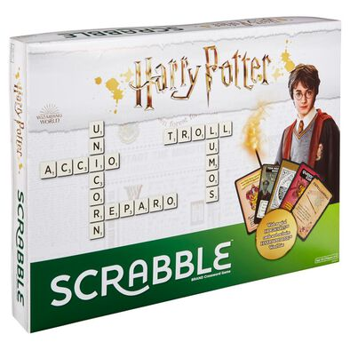Scrabble (Harry Potter Edition)
