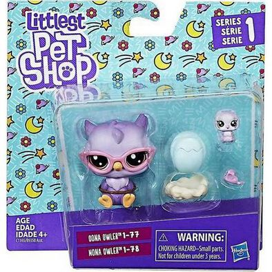 Littlest Pet Shop Pet Pairs - Assorted