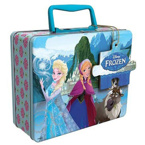 Frozen In Tin With Handle