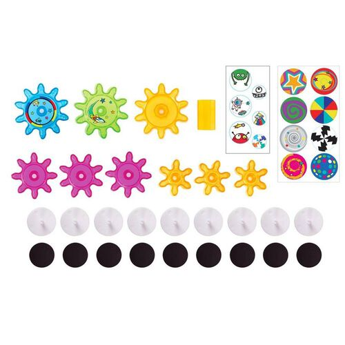 Crayola Wall Easel With Magnetic Gears