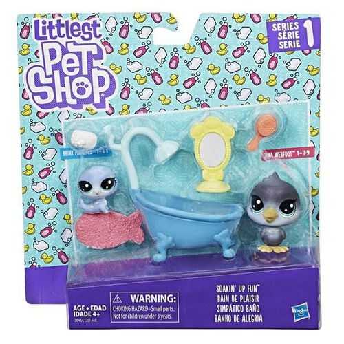 Littlest Pet Shop Adorable Adventures Wv1 17 - Assorted