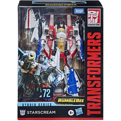 Transformers Studio Series Voyager Bumblebee Starscream Action Figure
