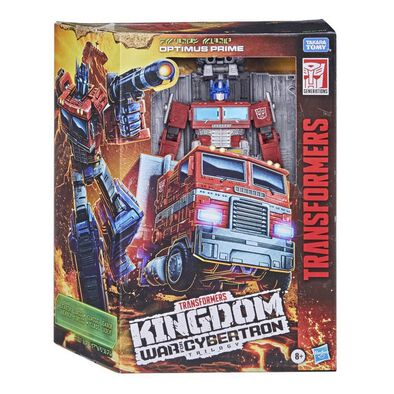 Transformers Generation War For Cybertron Leader Optimus Prime