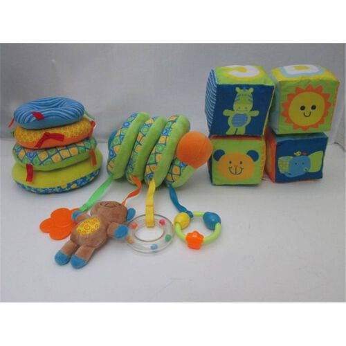 BRU Infant Soft Gift Pack