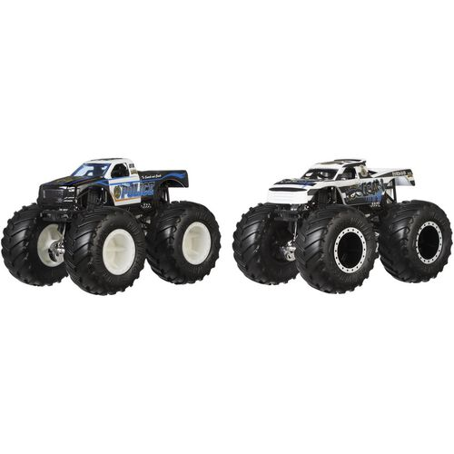 Hot Wheels Mt 1:64 Scale Demolition Doubles - Assorted