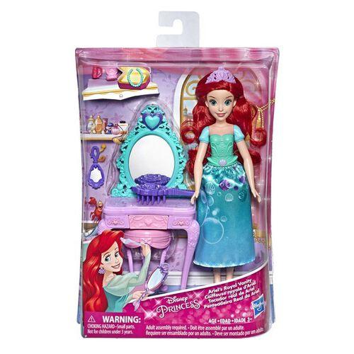 Disney Princess Doll W Mini Env - Assorted