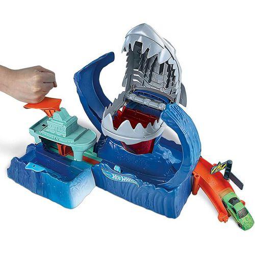 Hot Wheels GJL12 Robo Shark Frenzy Play Set