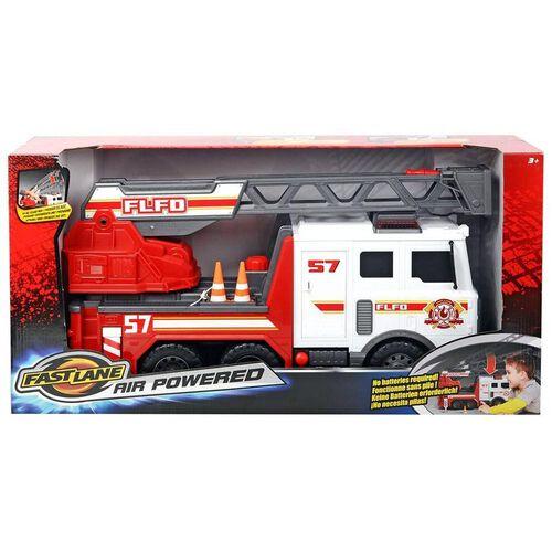 Fast Lane Pump Action Fire Truck