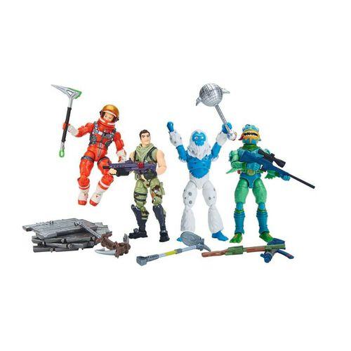 Fortnite Squad Mode