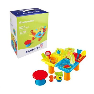 Beach Toy Sand & Water Table