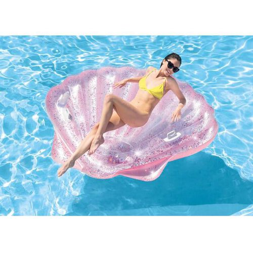 Intex Pink Seashell Island