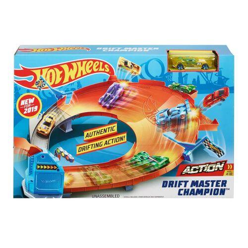 Hot Wheels Championship Track Set - Assorted
