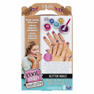 Cool Maker Glitter Nails