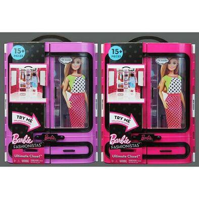 Barbie Fashionistas Ultimate Closet Playset - Assorted