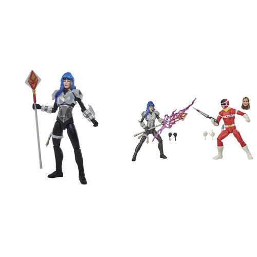 Power Rangers 6 Inch Battle Pack Assorted