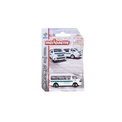 Majorette Toyota Hiace Bmta Series 2-4 A