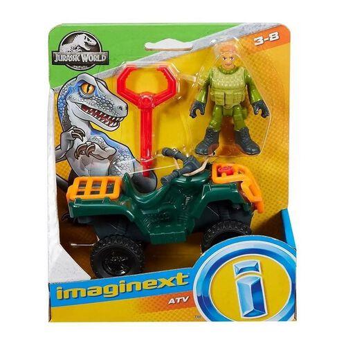 Imaginext Jurassic World Basic - Assorted
