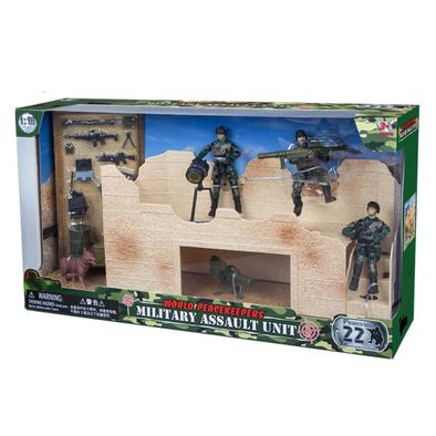 World Peacekeepers Military Assault Unit