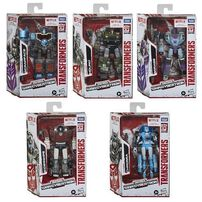 Transformers Generations War For Cybertron Trilogy Netflix Deluxe - Assorted