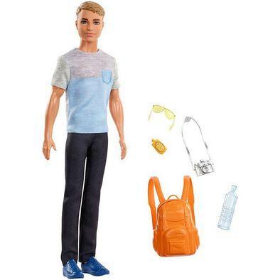 Barbie Travel Ken Doll