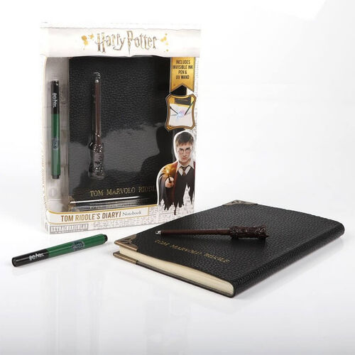 Harry Potter Tom Riddle's Diary Notebook