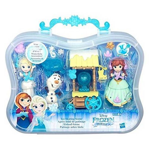 Disney Princess Frozen Small Doll Story Pack - Assorted