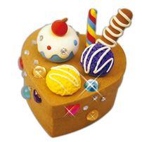 "Toys""R""Us Super Clay Diy Heart Box"