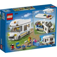 LEGO City Holiday Camper Van 60283