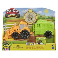 Playdoh Tractor