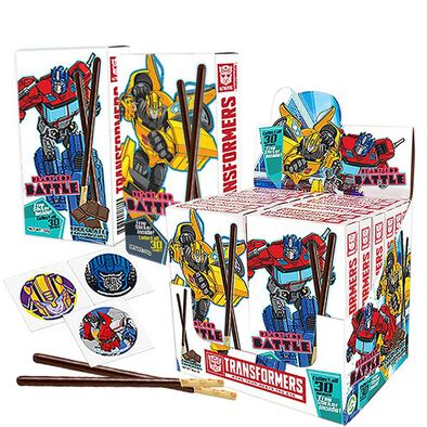 Transformers Biscuits Coated Stick