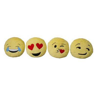 Animal Alley 12-Inch Emoji Plushie - Assorted